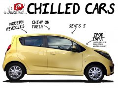 Chilled Cars